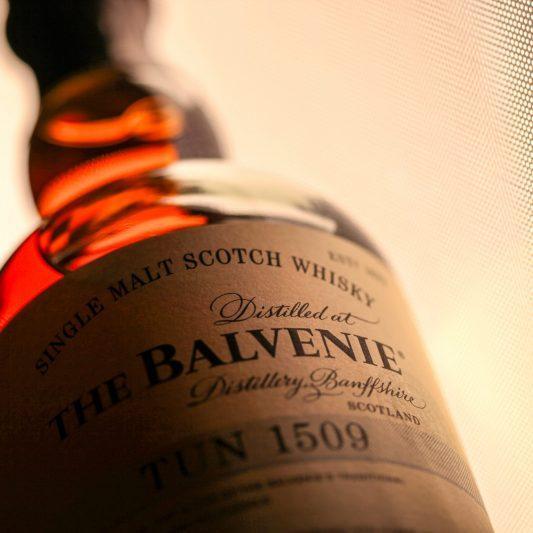 Boasting The Balvenie