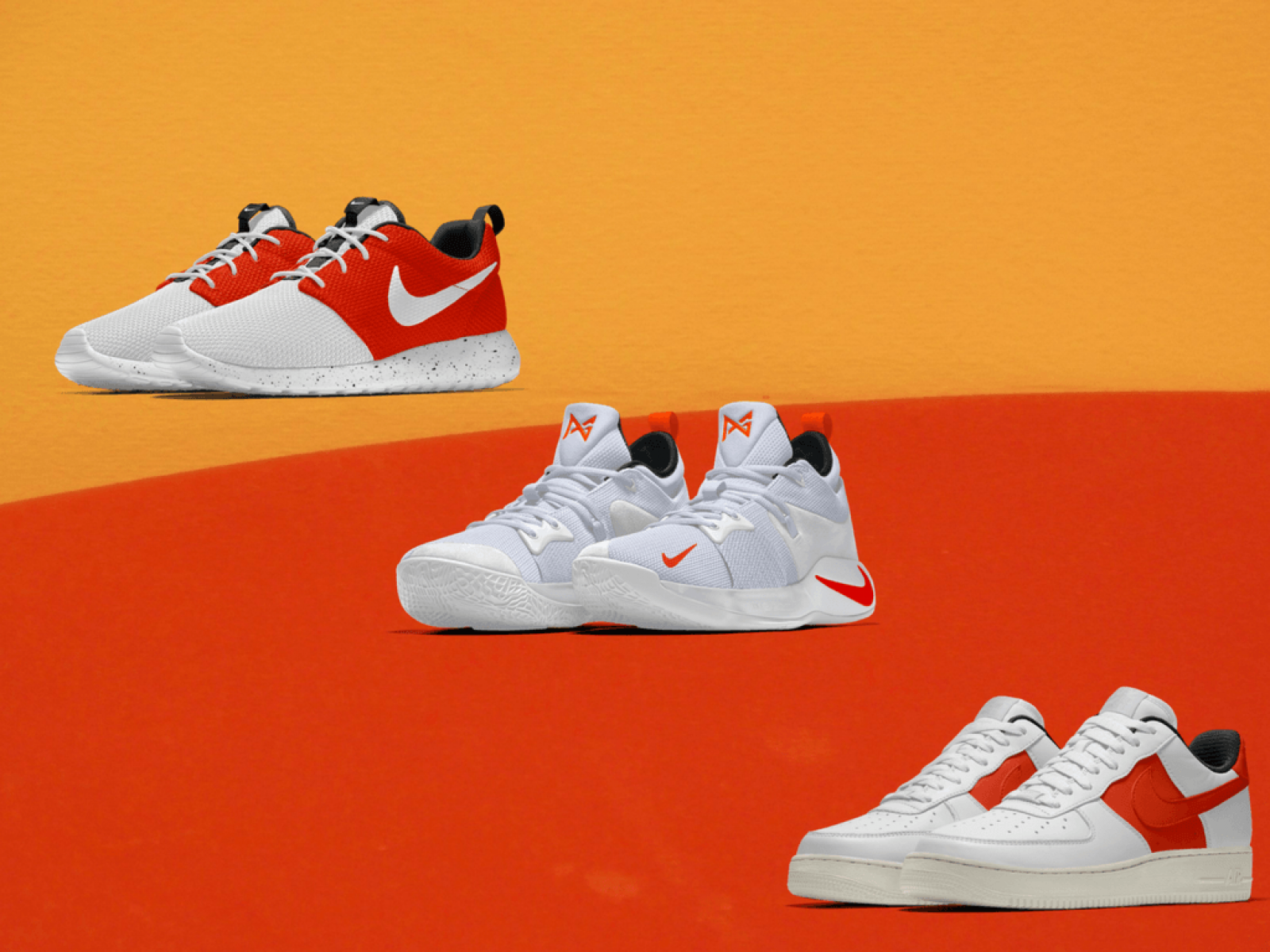 LXRY X Team Orange Nike Shoe Concepts