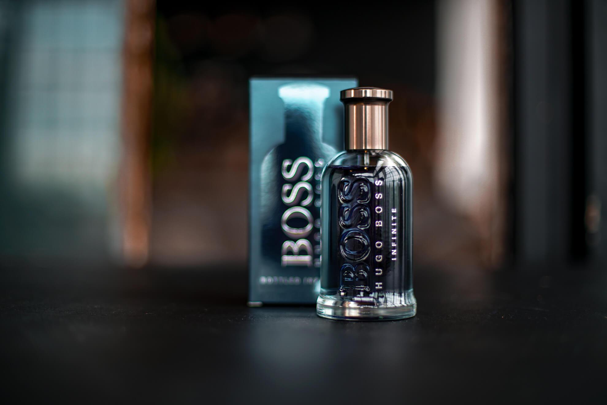 Hugo Boss Infinite Eau De Toilette Steve Dolson