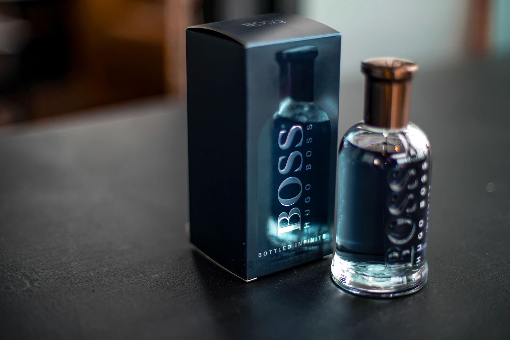 6a9ed081af About This Project. HUGO BOSS Infinite is the latest eau du toilette ...