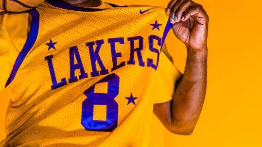 2020 Kobe Bryant Lakers 8
